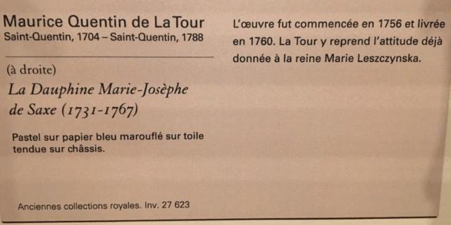 Exposition Pastels des XVII et XVIIIe siècles Louvre 2018 Captur30