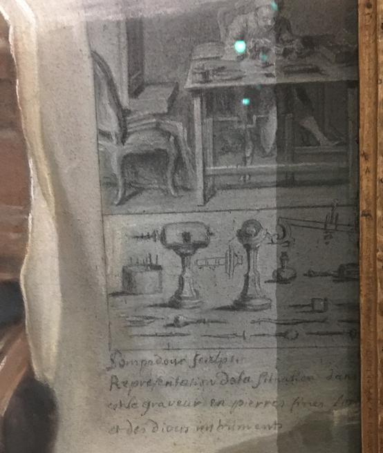 Exposition Pastels des XVII et XVIIIe siècles Louvre 2018 Captur35