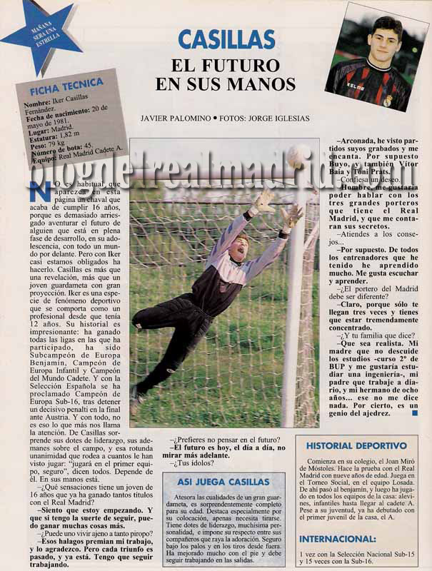¿Cuánto mide Iker Casillas? - Estatura real: 1,82 - Real height - Página 2 Casill10