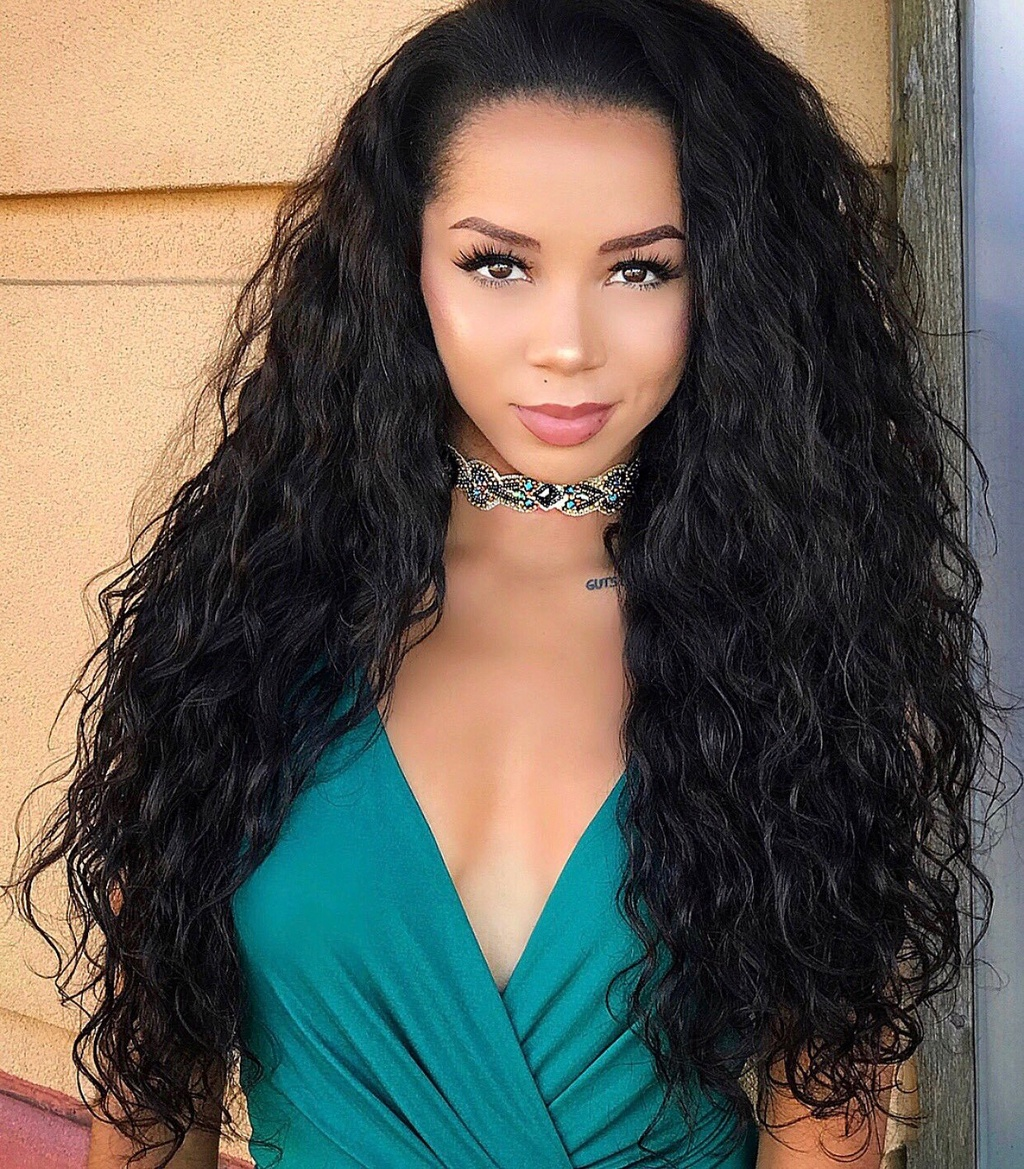 ¿Cuánto mide Brittany Renner? - Real height Dld9jo10
