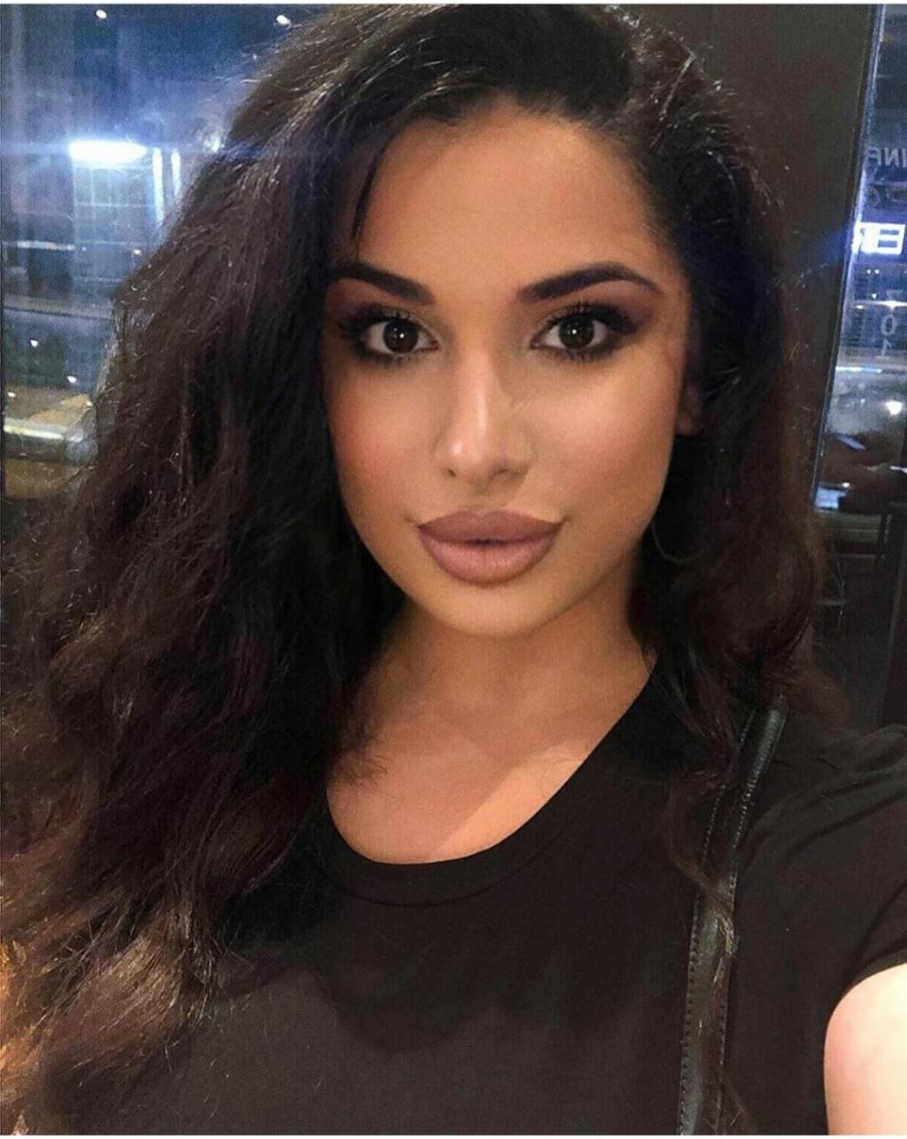 DEBATE sobre belleza, guapura y hermosura (fotos de chicas latinas, mestizas, y de todo) - VOL II Img_1130