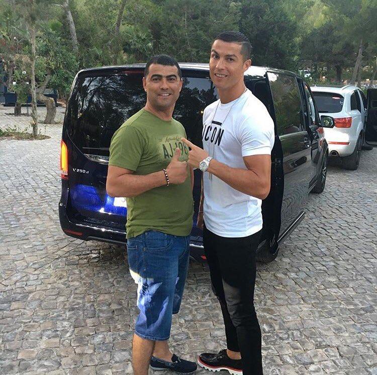 ¿Cuánto mide Cristiano Ronaldo? - Altura y peso - Real height - Página 3 Img_1480