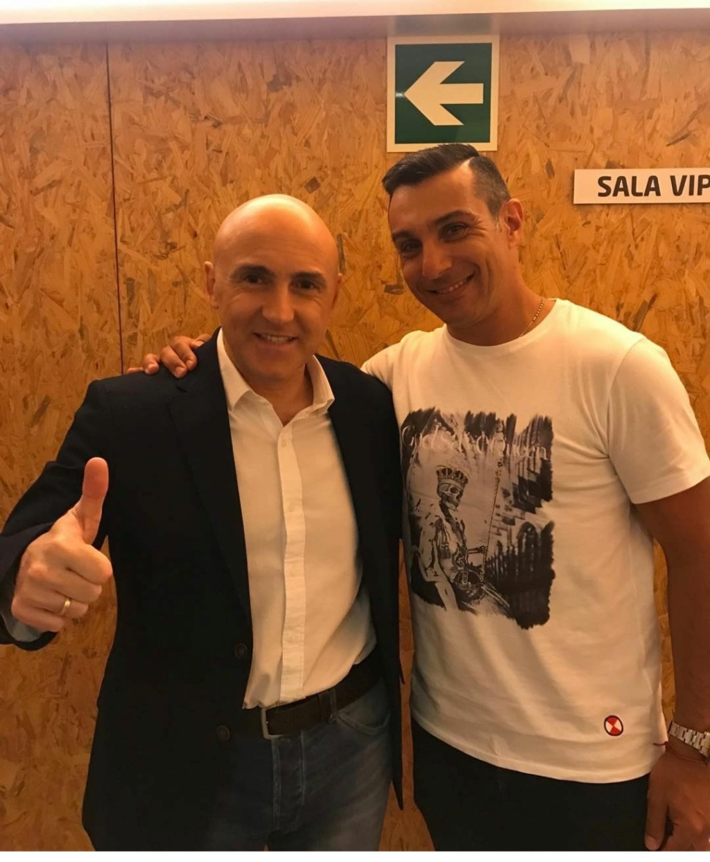 """¿Cuánto mide Julio Maldonado """"Maldini""""? - Altura Img_2021"""