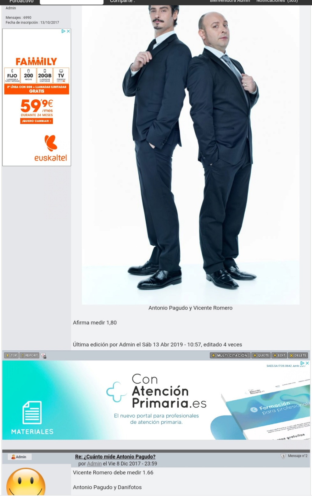 ¿Cuánto mide Vicente Romero? Img_2123