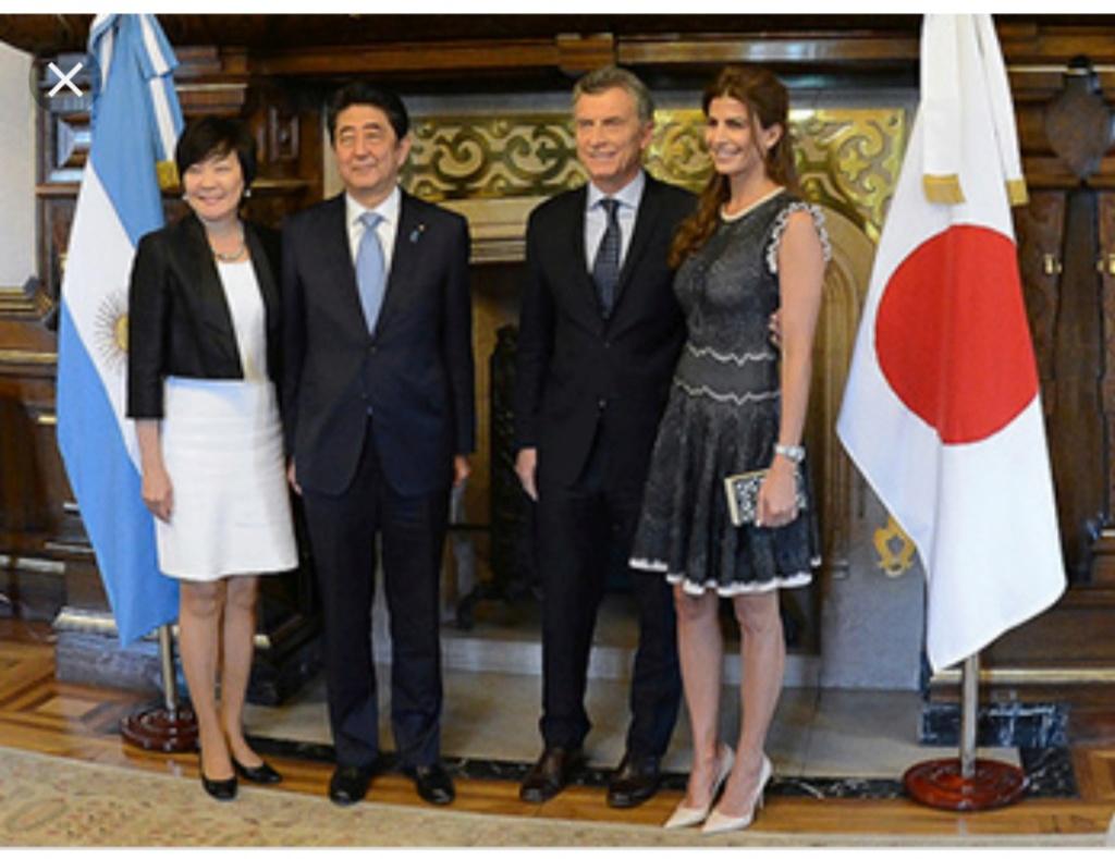 ¿Cuánto mide Mauricio Macri? - Altura - Real height Img_2191