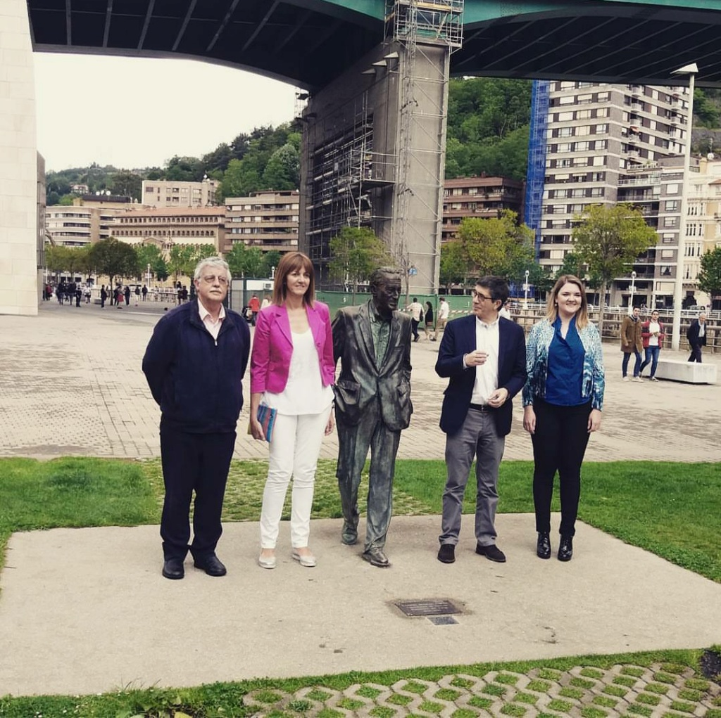 ¿Cuánto mide la estatua de Ramón Rubial? Img_2330