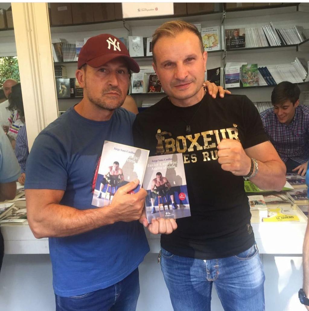 ¿Cuánto mide Javier Castillejo? (Boxeador) - Altura Img_2392