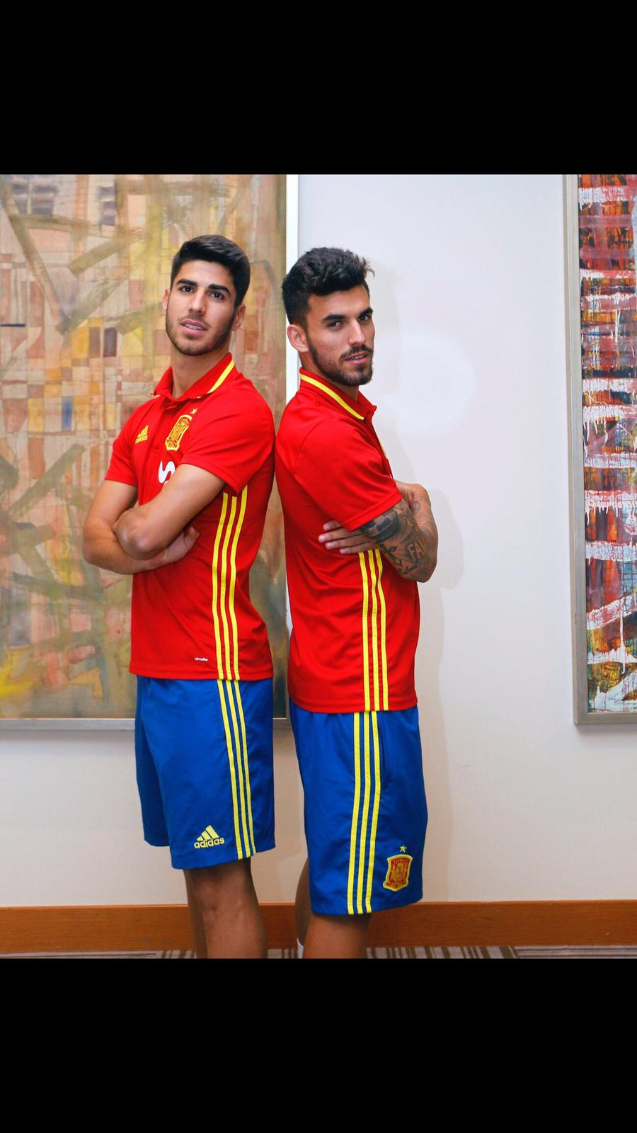 ¿Cuánto mide Marco Asensio? - Altura - Real height Img_2441
