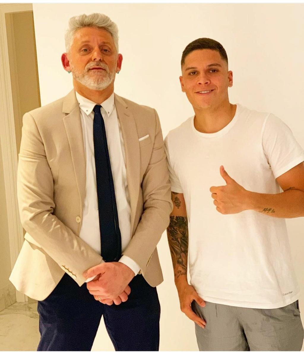 ¿Cuánto mide Juan Fernando Quintero? - Real height Img_2465