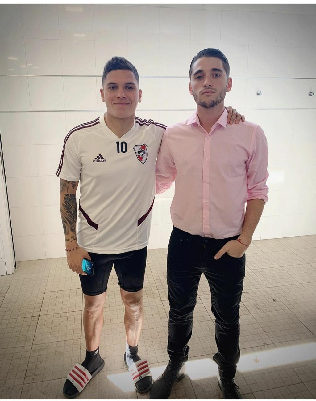 ¿Cuánto mide Juan Fernando Quintero? - Real height Img_2539