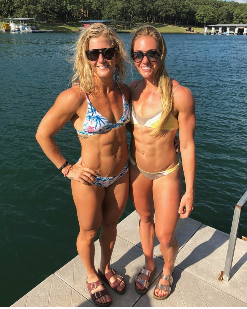¿Cuánto mide Brooke Wells? - Real height Img_2551