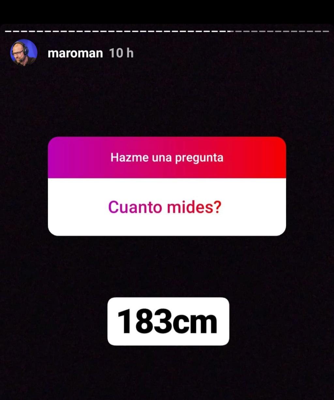 ¿Cuánto mide Miguel Ángel Román? - Altura Img_2620