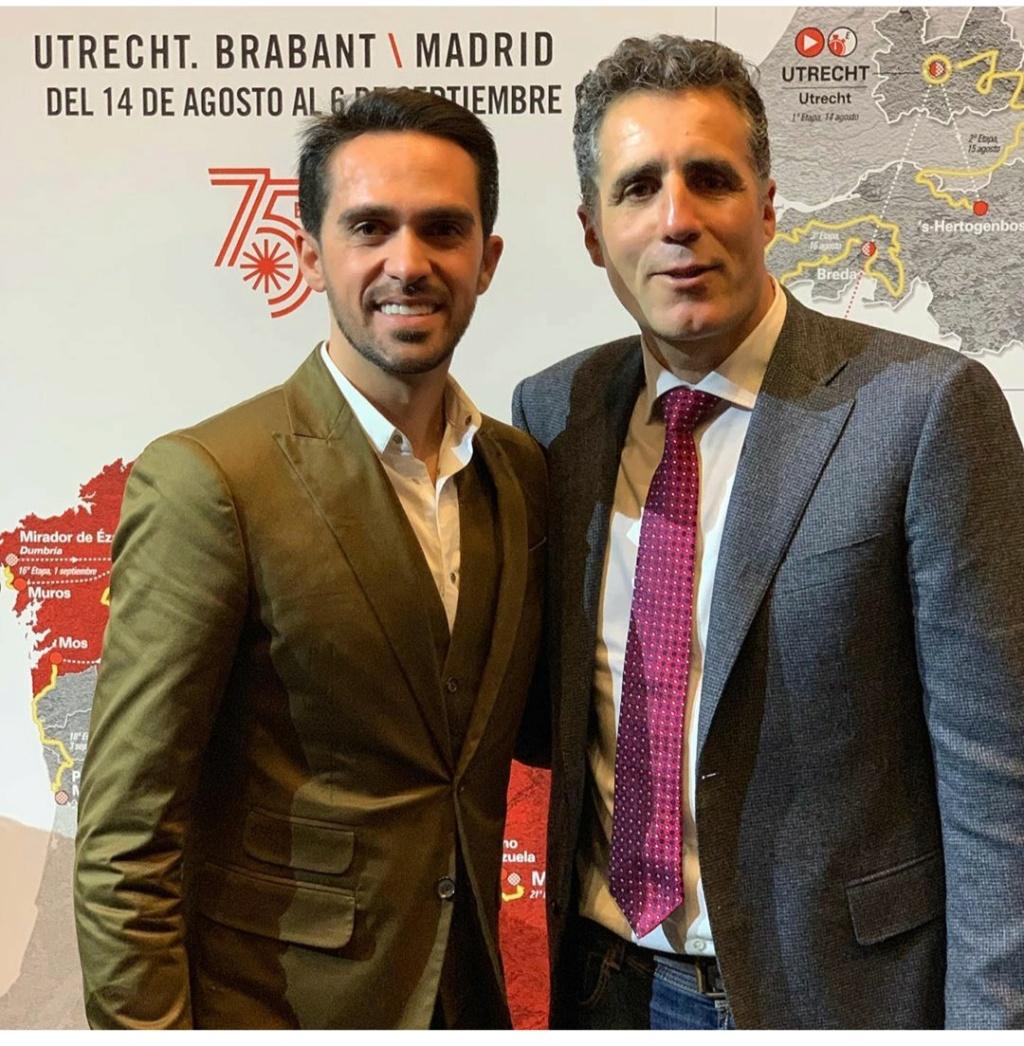¿Cuánto mide Alberto Contador? - Estatura y peso - Real height Img_2877