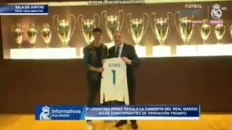 ¿Cuánto mide Florentino Pérez? - Altura - Real height Leande12