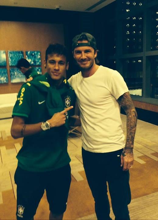 ¿Cuánto mide Neymar? - Altura y peso - Real height Neybec10