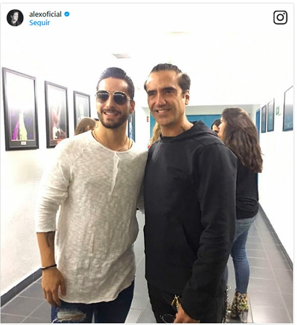 ¿Cuánto mide Alejandro Fernández? - Altura - Real height Save_107