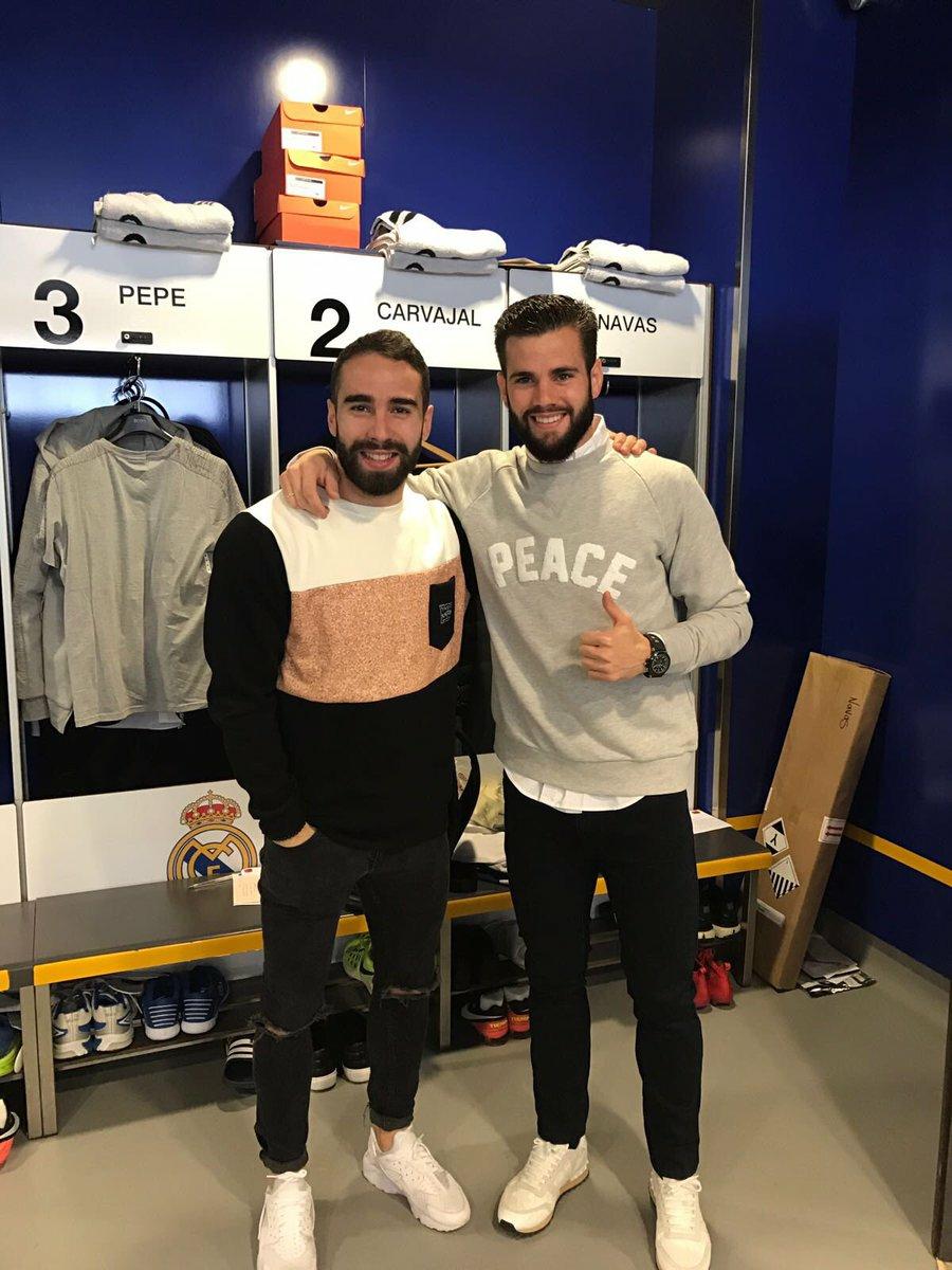 ¿Cuánto mide Dani Carvajal? - Altura - Real height Save_135
