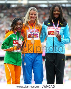 ¿Cuánto mide Dafne Schippers? - Real height Save_247