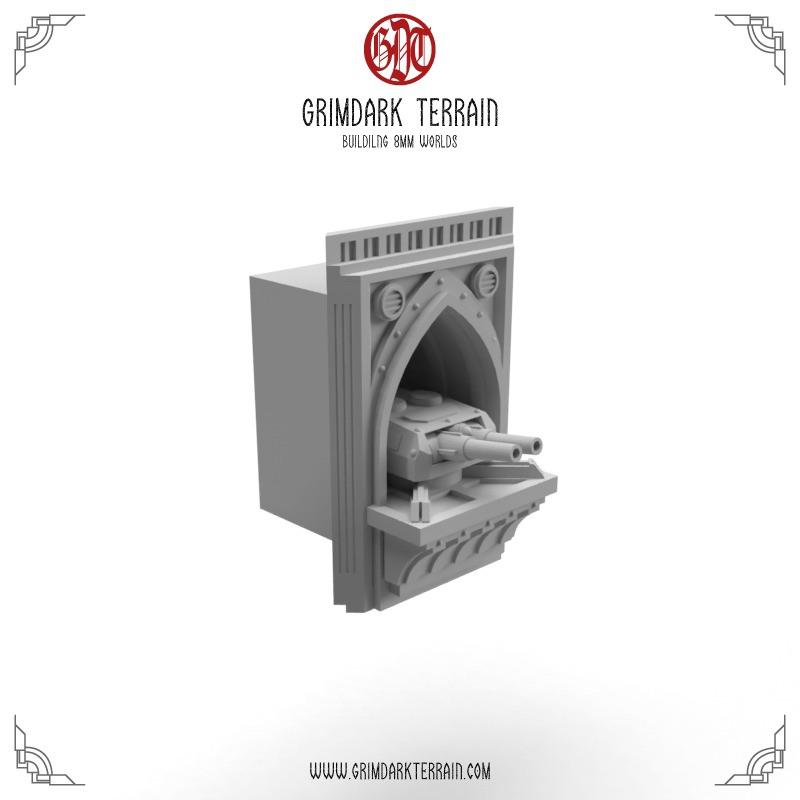 GrimdarkTerrain - superbes décors à imprimer compatibles AT 6c0ad310