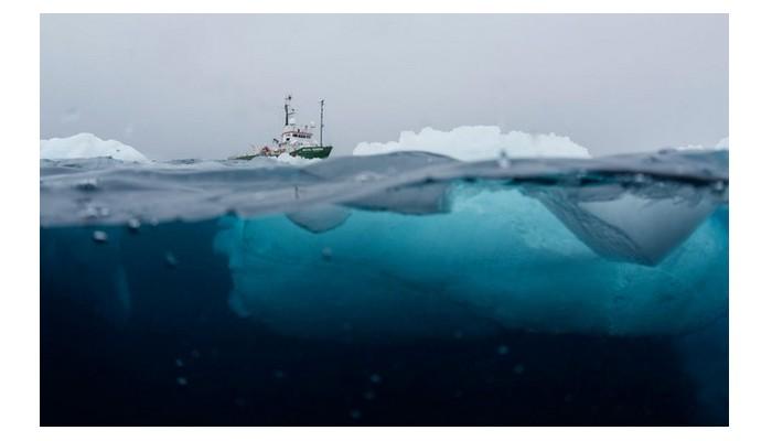 L'inquiétante pollution plastique des régions polaires P13