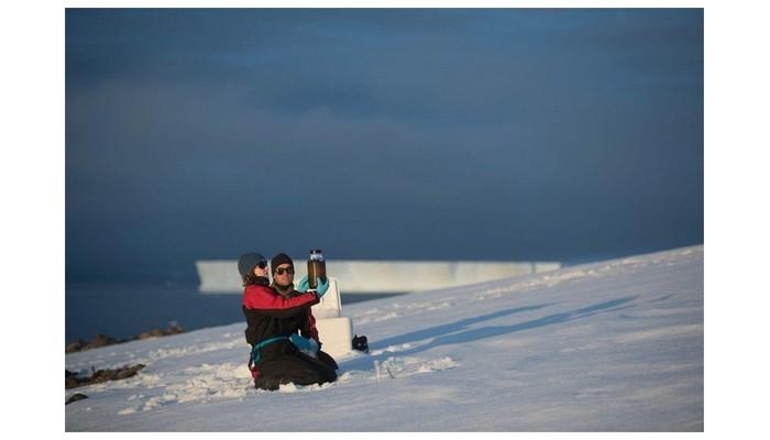 L'inquiétante pollution plastique des régions polaires P14