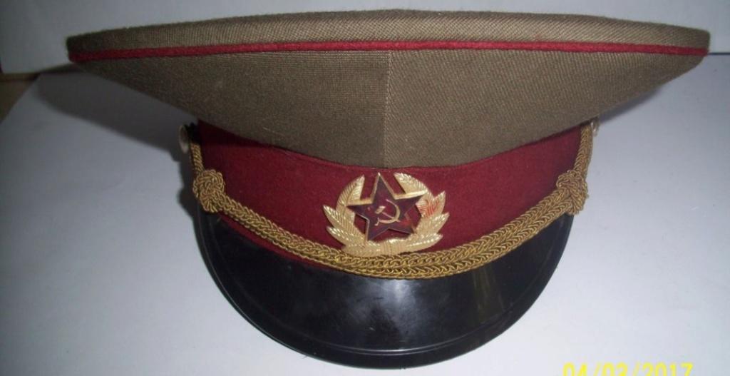 Casquette soviétique 20190813