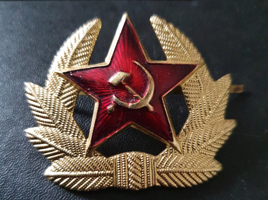 Cocarde communiste  20201026