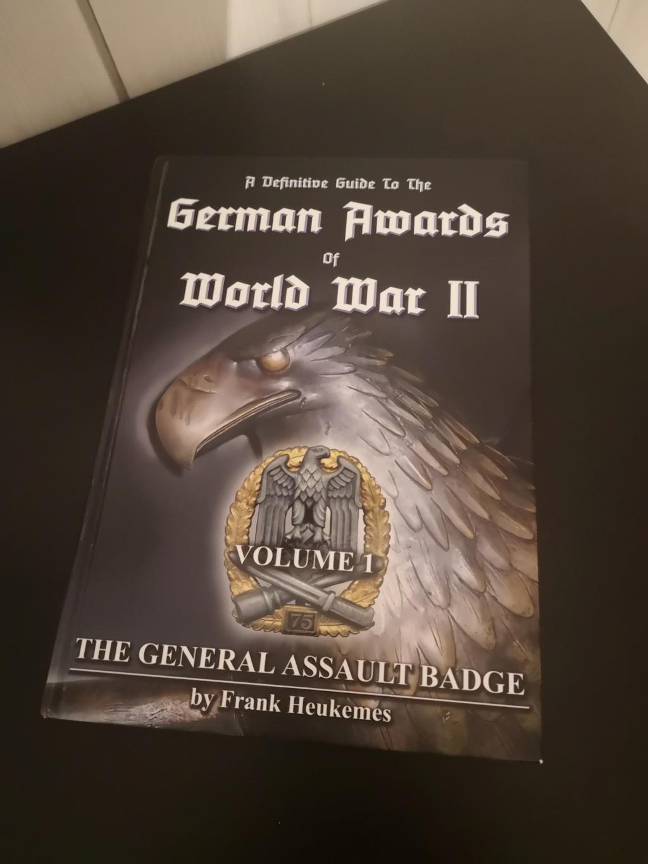 Livre General assault badge Frank Heukemes Img_2010