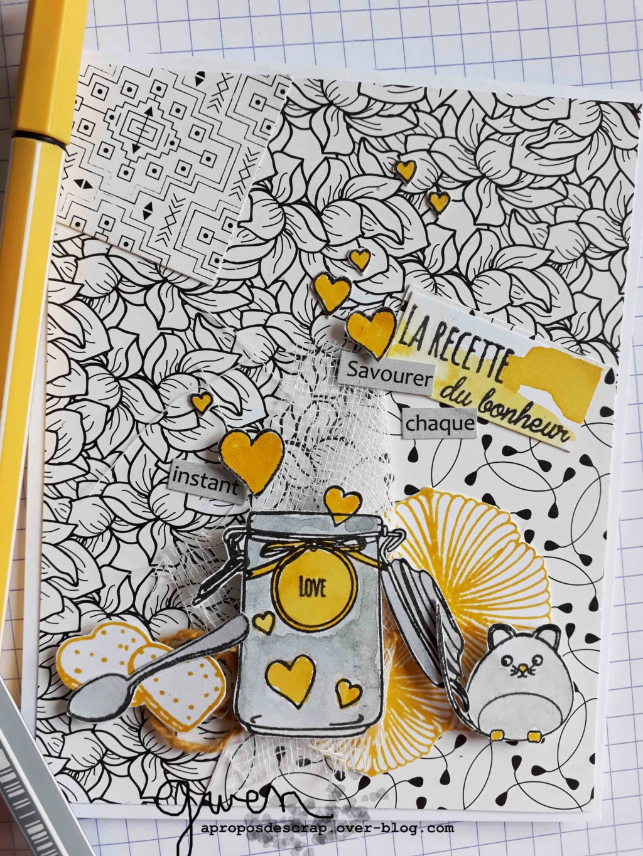 Défi #15 du 29 juillet 2019 : bingo + galerie by Mimi - Page 2 2019-c22