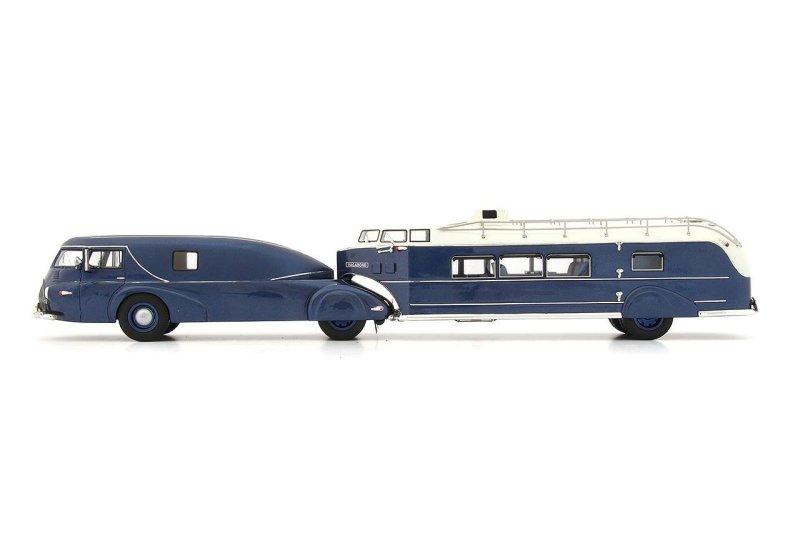 REO Truck mit Curtiss Aerocar 1/43 Ac_11010