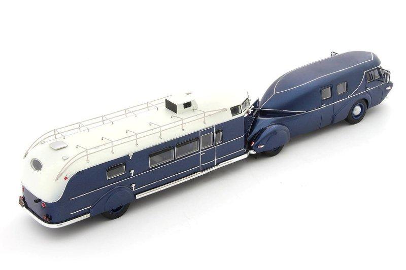 REO Truck mit Curtiss Aerocar 1/43 Ac_11013