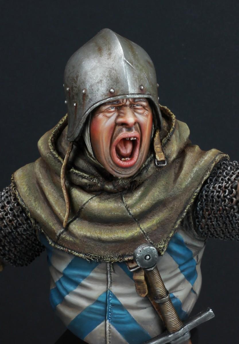 Sergent Medieval-  un autre style ! par marco : voir petit PAP Img_0111