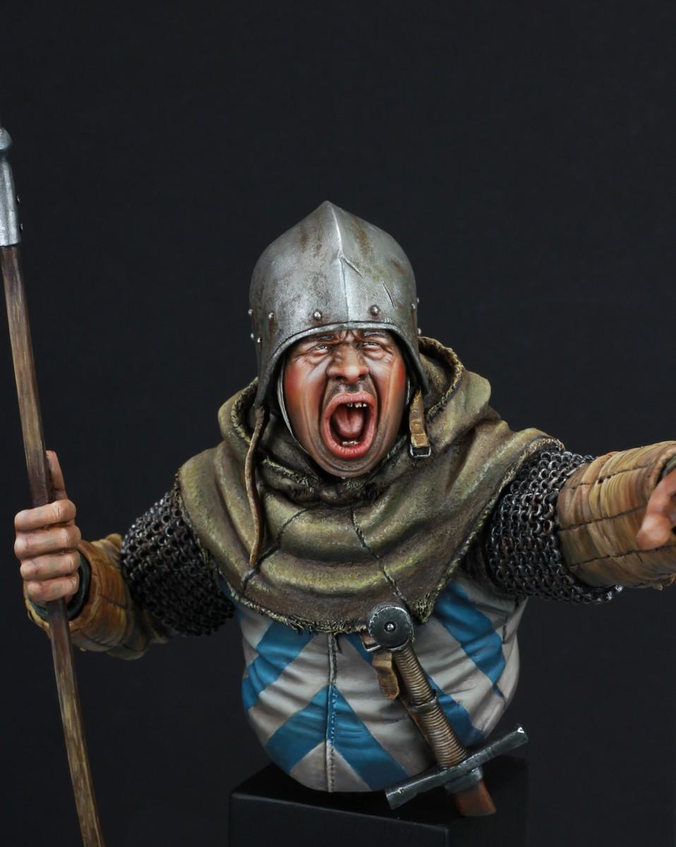Sergent Medieval-  un autre style ! par marco : voir petit PAP Img_0113