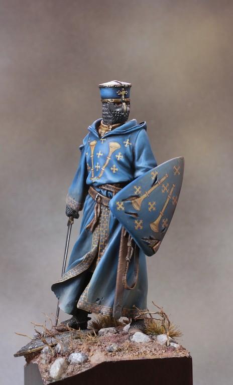 Sir Roger Trumpington St Jean d'Acre 1272  Img_8011