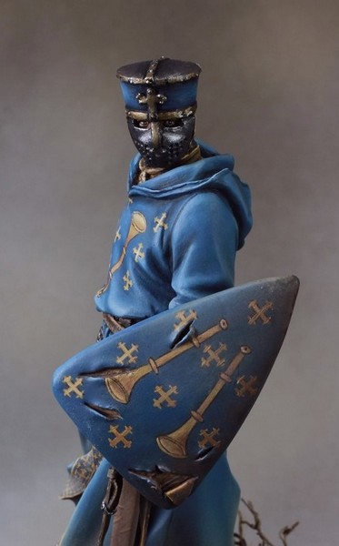 Sir Roger Trumpington St Jean d'Acre 1272  Img_8014