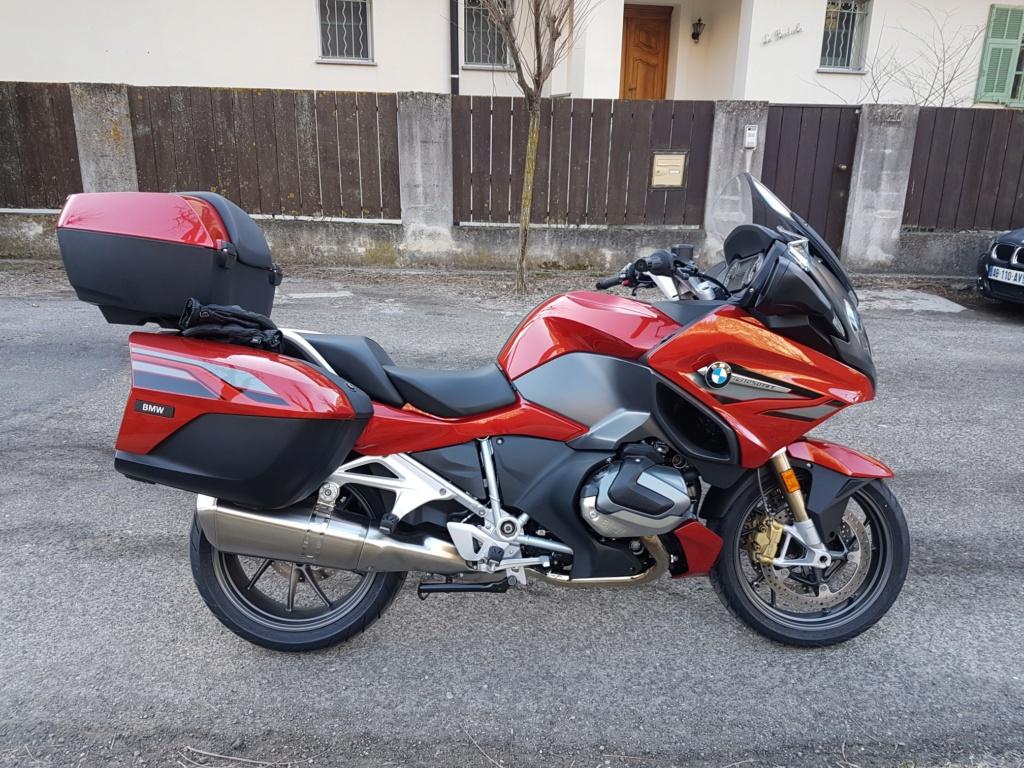 Au revoir Yamaha re-bonjour BMW 20200212