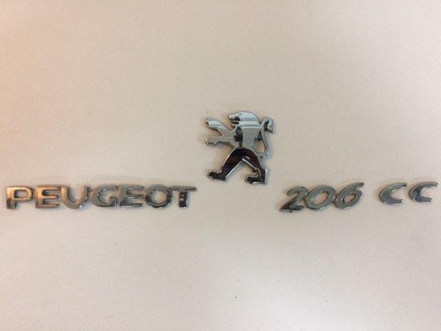 Vente pièces détachée 206 CC HDI MISE A JOUR DES PIECES avec prix et photo Logo_210