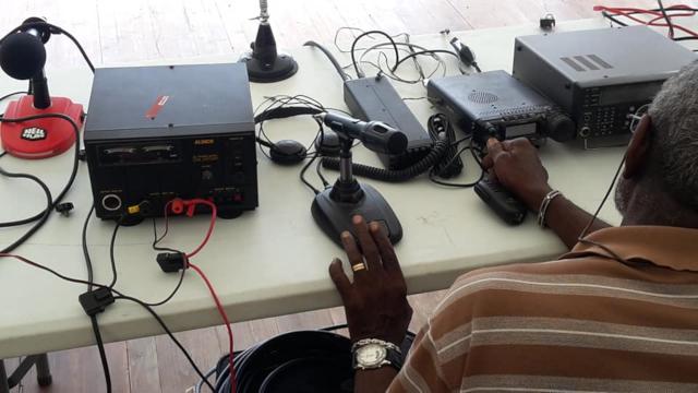 club - Radio club 446 (Guadeloupe) 34792110