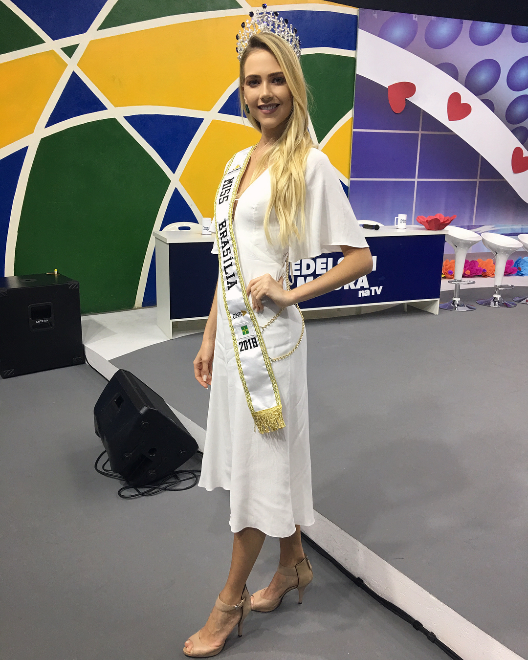 isabela schott, miss brasilia mundo 2018. 30890610
