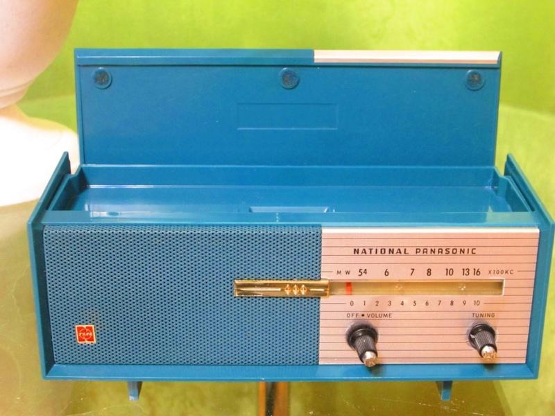 Зарубежные бытовые радиоприёмники Oa_114