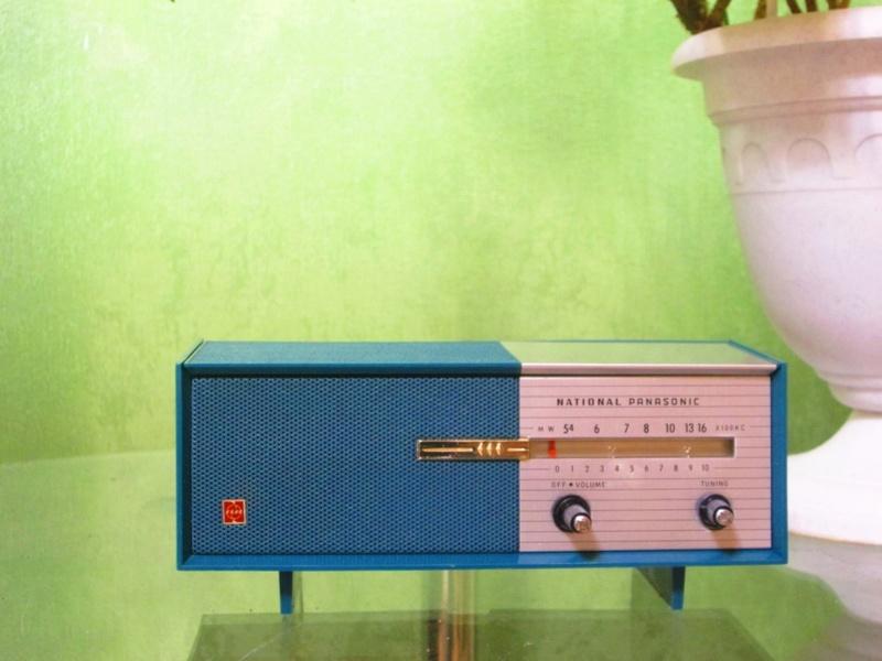 Зарубежные бытовые радиоприёмники Oa_212