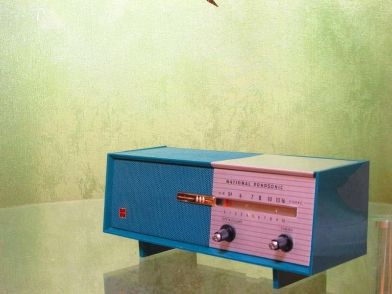 Зарубежные бытовые радиоприёмники Oa_312