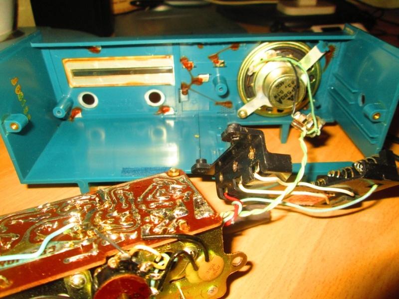 Зарубежные бытовые радиоприёмники Ozdiea19