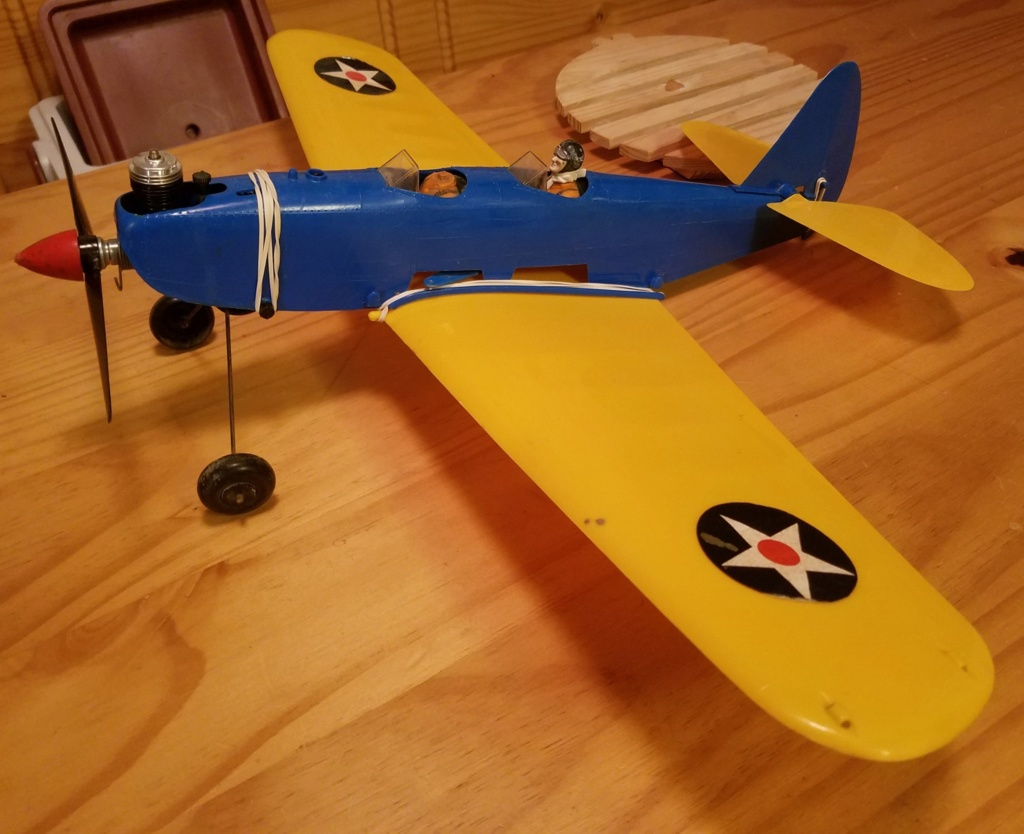 Wanted! Pilot head for a PT-19 Pt1911