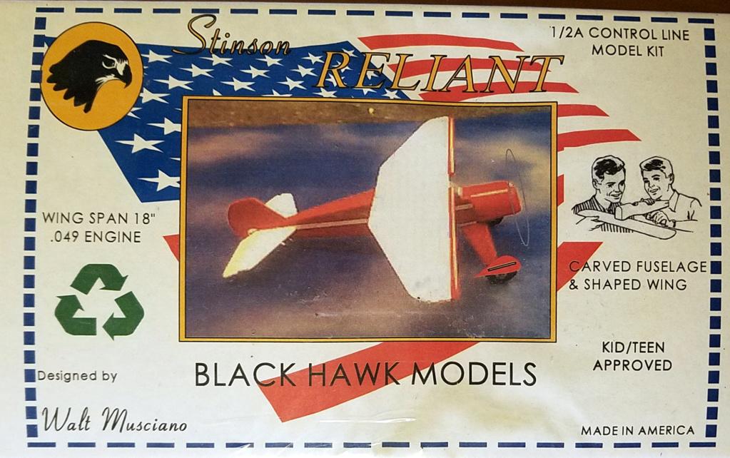 **SOLD**NIB Blackhawk Stinson Reliant Kit St110