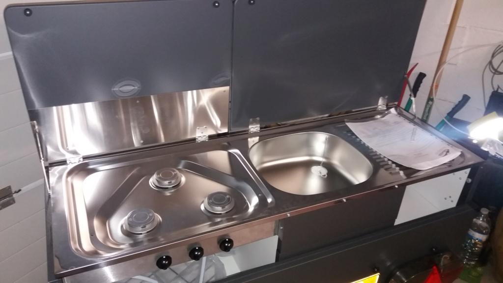 """Cuisine """"customisée"""" et meuble frigo 20200112"""