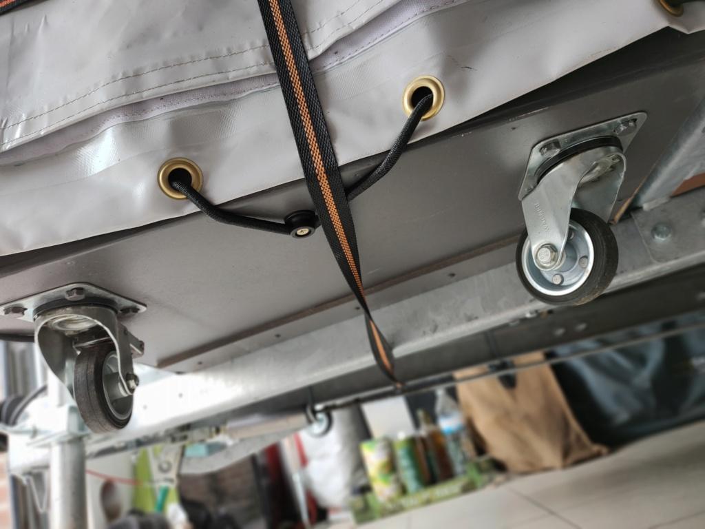 """Cuisine """"customisée"""" et meuble frigo Img20235"""