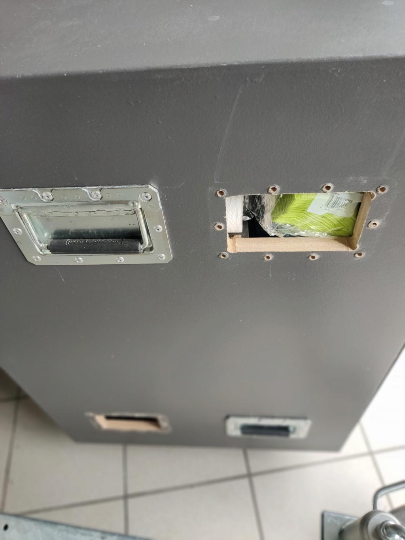 """Cuisine """"customisée"""" et meuble frigo Img20240"""