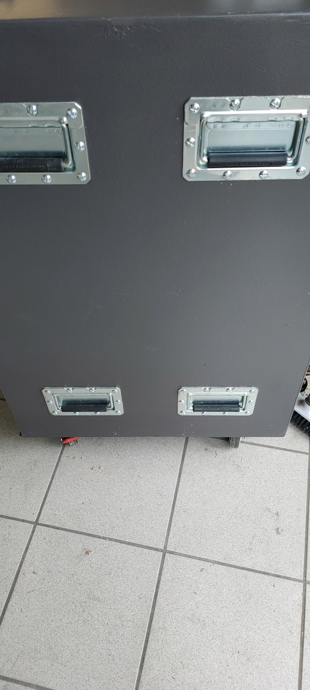 """Cuisine """"customisée"""" et meuble frigo Img20245"""