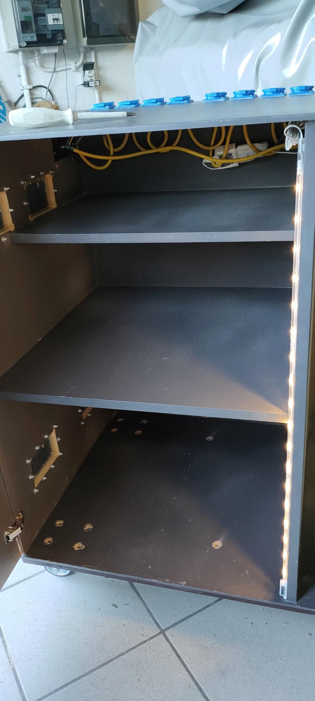 """Cuisine """"customisée"""" et meuble frigo Img20251"""